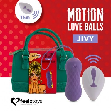 Jivy Motion Love balls Control Remoto