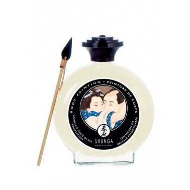 Vainilla y Chocolate Body Paint Shunga 100ml