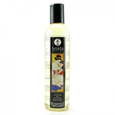 Aceite Romance / Vino de Fresa Shunga 250ml