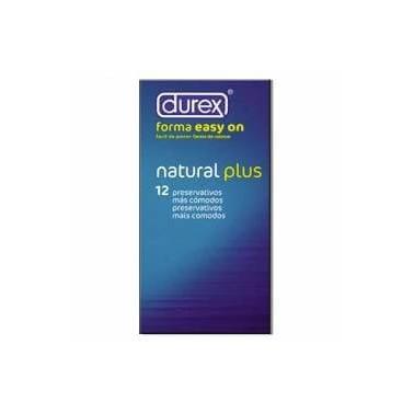 Durex Natural Plus (12 ud)