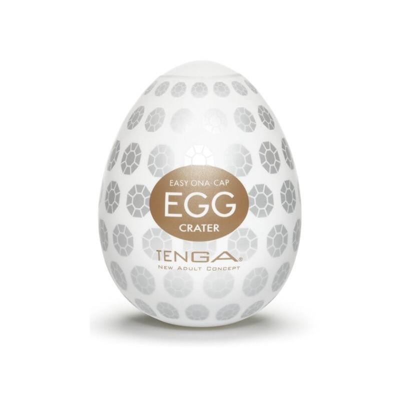 Tenga Egg Crater - Masturbador Hombre