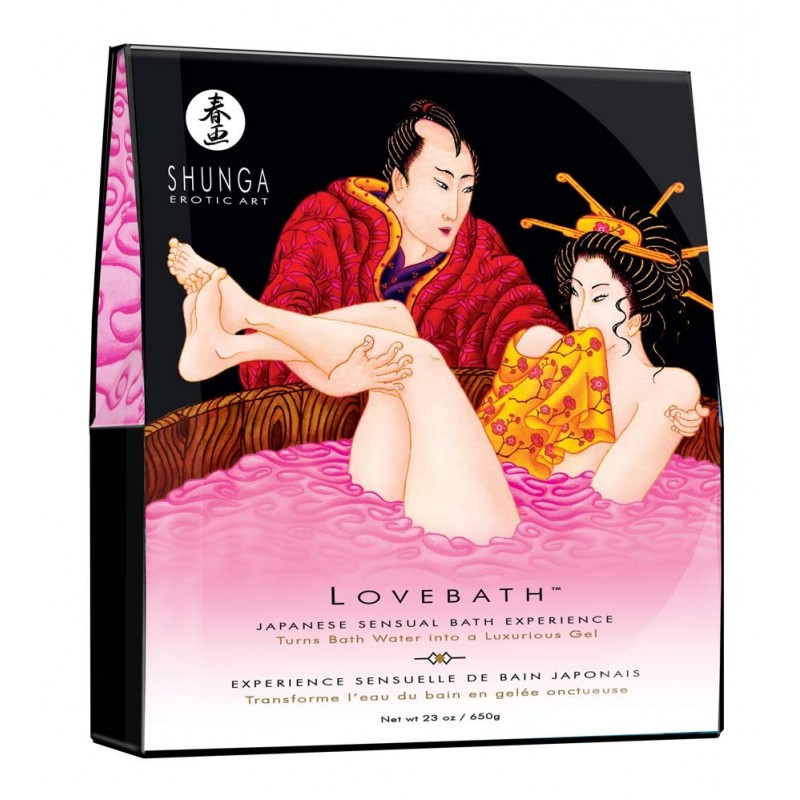 Love Bath - Dragon Fruit - Baño de Perlas