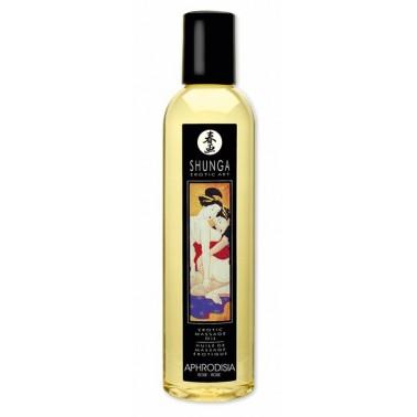 Aceite Aphrodisia / Rosas Shunga 250ml