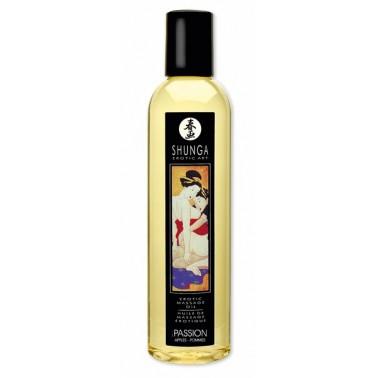 Aceite Passion / Manzana Shunga 250ml