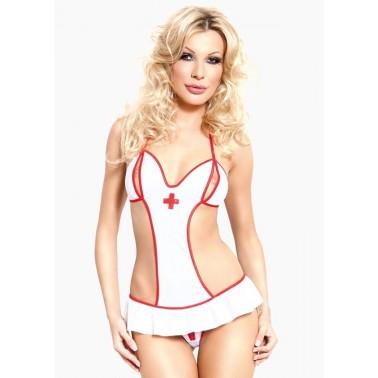 Disfraz Sexy Enfermera Lea