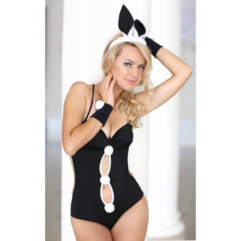 Disfraz Conejita Bunny Negro