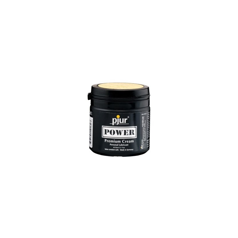 PJUR POWER Premium Cream 150 ml