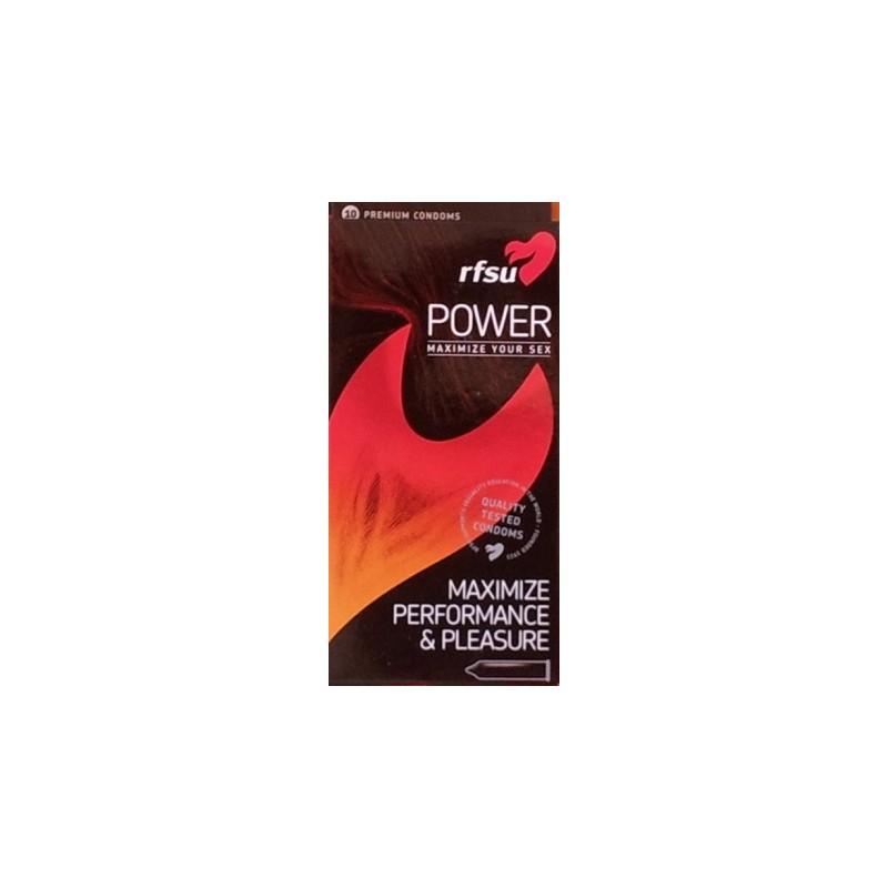 RFSU Power - Potenciador 10 ud