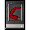 Naughty Boy 7 modos Rojo Vibrador prostatico