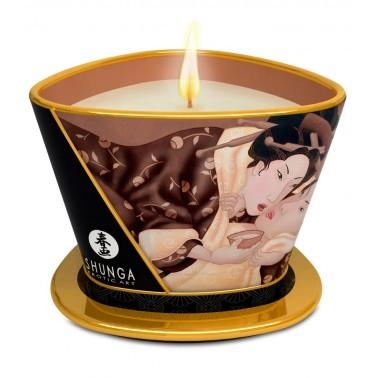 Vela Masaje Chocolate / Excitacion Shunga