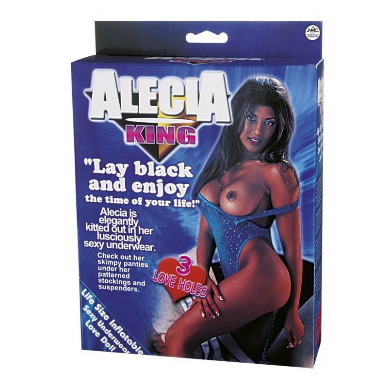 Alecia King Muñeca Negra