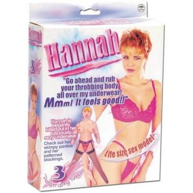 Muñeca Hannah