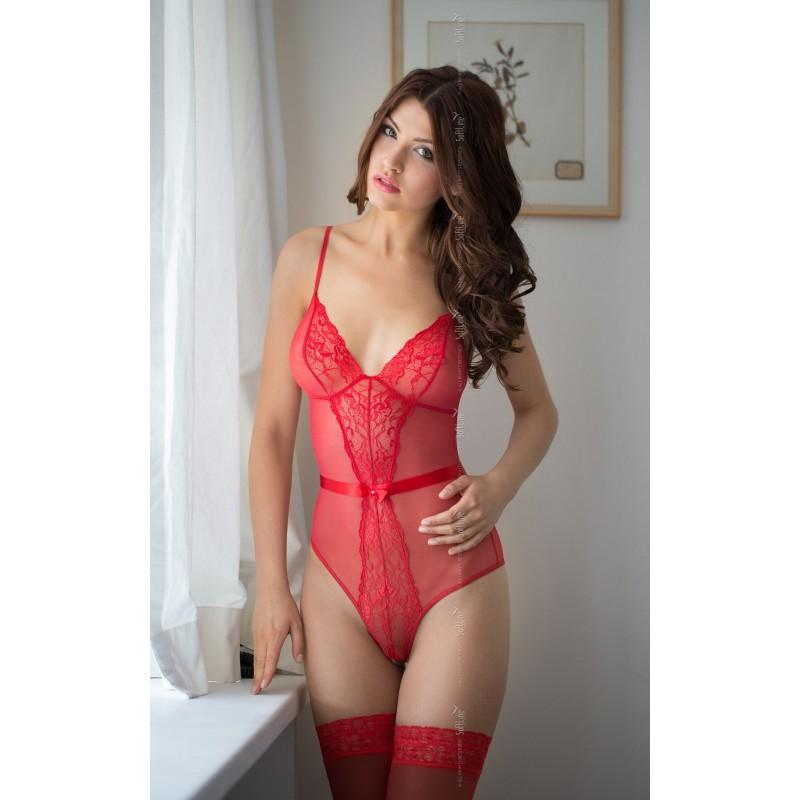 Body Linda Rojo