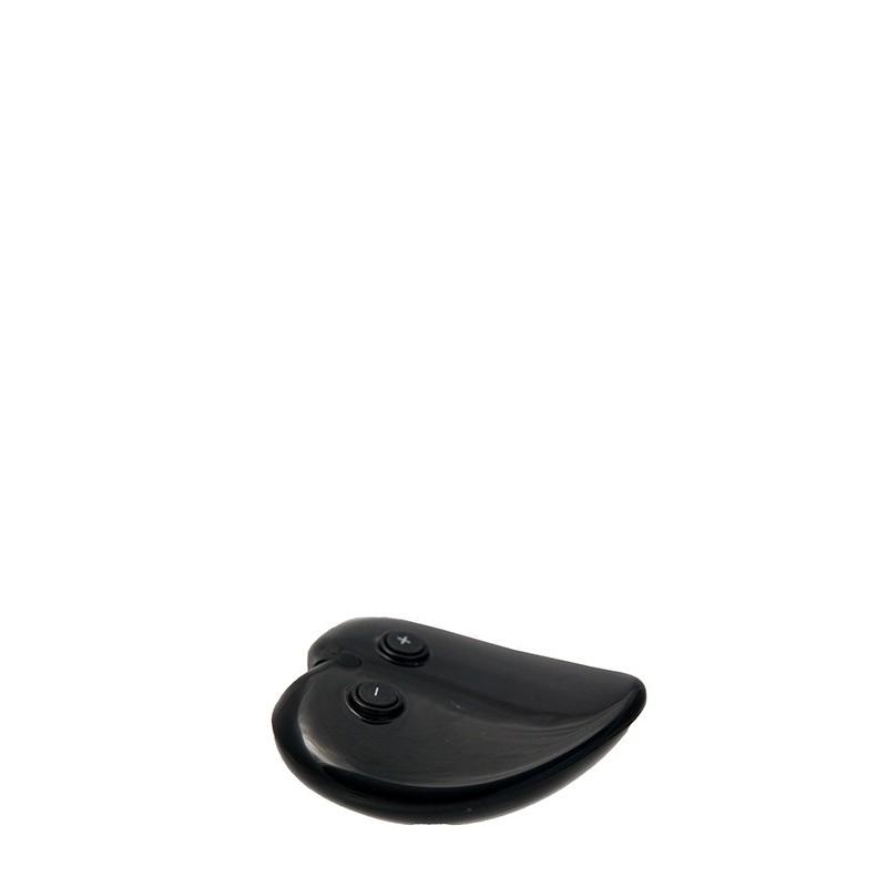 Masajeador Recargable Vibrador Lover´s Choice Negro
