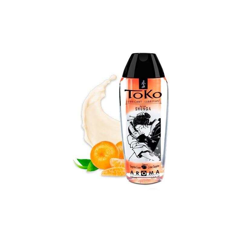 Toko Tangerine Cream 165 ml - Shunga