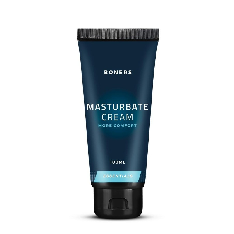 Crema Masturbadora - Boners Masturbation Cream 100ml