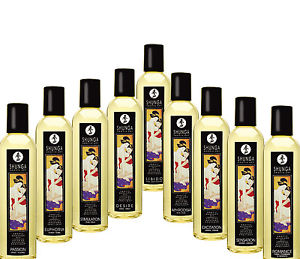 Aceite para masaje erótico Shunga